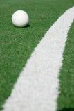 Sport-Boden für Hockey Stockbild