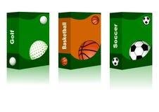 Sport box Stock Photo
