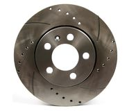 Sport Brake disc Royalty Free Stock Image