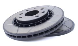 Sport Brake Disc duo #2 Royalty Free Stock Photo