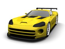 Sport car Royalty Free Stock Photos