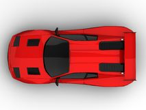 Sport car Stock Image