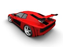 Sport car Royalty Free Stock Images