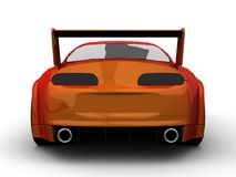 Sport car Stock Image