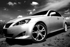 Sport car Royalty Free Stock Photography
