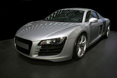 Sport car. 2007 model audi r8 sport car Stock Photos