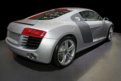 Sport car. 2007 model audi r8 sport car Stock Photo