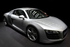 Sport car. Super model audi r8 sport car Stock Image