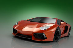 Sport car stock illustration