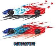 Sport car Stockbild