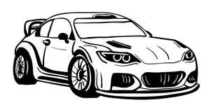 Sport car Lizenzfreie Stockbilder