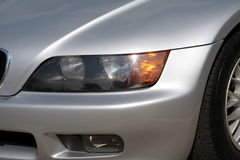 Sport car. BMW Z3 front view Stock Photos
