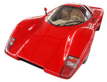 Sport car. Royalty Free Stock Images