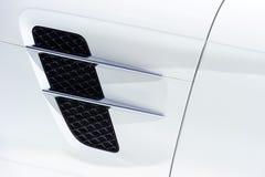 Sport car bodywork Stock Photography