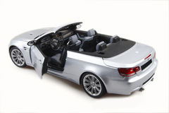 Sport car convertible stock images