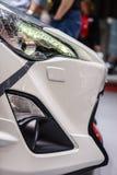Sport Car. Details of a sport car, Motor Show Geneve 2015 Stock Image