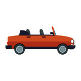Sport car icon Royalty Free Stock Photography