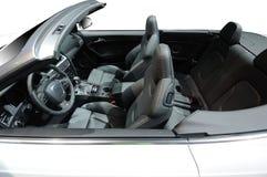 Sport car interior Royalty Free Stock Image