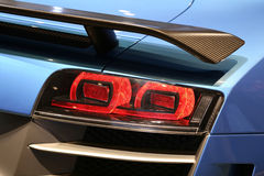 Sport Car Light Stock Photos