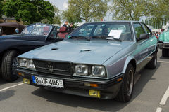 Sport car Maserati Biturbo (Tipo 116) Royalty Free Stock Images