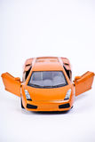 Sport car model Royalty Free Stock Photography