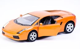Sport car model Stock Photos