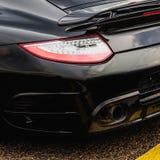 Sport car taillight Stock Photos