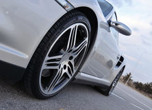 Free Sport Car Wheel Stock Photos - 8113653