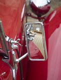 Sport cars mirror Royalty Free Stock Images