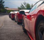 Sport cars Stock Photo