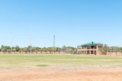 Sport center of the Jim Fouche Secondary School Stock Images