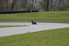 Sport che corre bici immagine stock