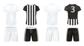 Sport Clothes Icon Set Royalty Free Stock Photo