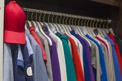 Sport clothing Royalty Free Stock Photos