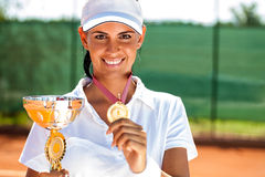 Sport competition Royalty Free Stock Photo