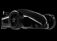 Sport concept car Royalty Free Stock Photography
