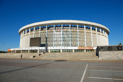 Sport and Concert Complex in Saint-Petersburg. Stock Images