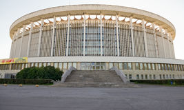 Sport and Concert Complex in Saint-Petersburg. Royalty Free Stock Photo