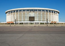 Sport and Concert Complex in Saint-Petersburg. Stock Photo