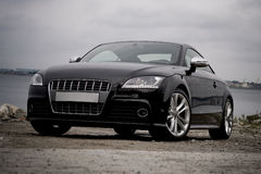 Sport coupe Royalty Free Stock Image