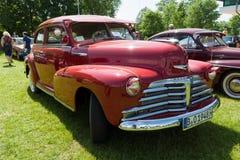 Sport Coupe, 1948 de Chevrolet Fleetmaster Images stock