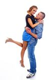 Sport couple Royalty Free Stock Photo