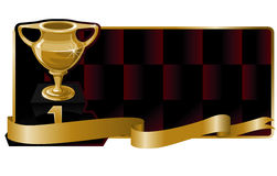Sport cup Royalty Free Stock Photo