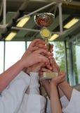 Sport Cup Stockfotos