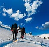 Sport d'hiver photos libres de droits