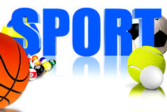 Sport 3D Stock Photography