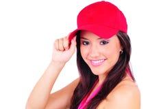 Sport-Dame Lizenzfreie Stockbilder