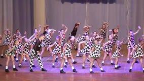 Sport dances stock footage