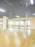 Sport and dancing hall Royalty Free Stock Images