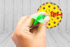 Sport dart Stock Photos